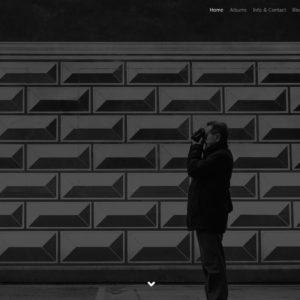 создать сайт для фотографов